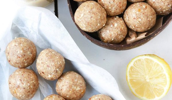 Lemon Bliss Collagen Balls