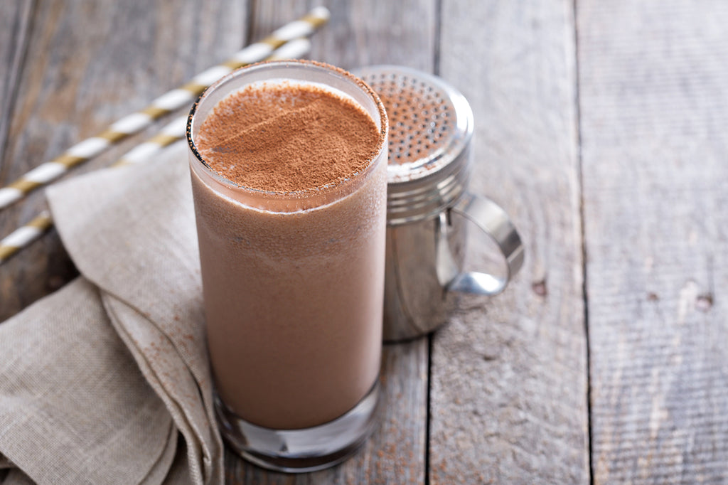 Chocolate Collagen Smoothie