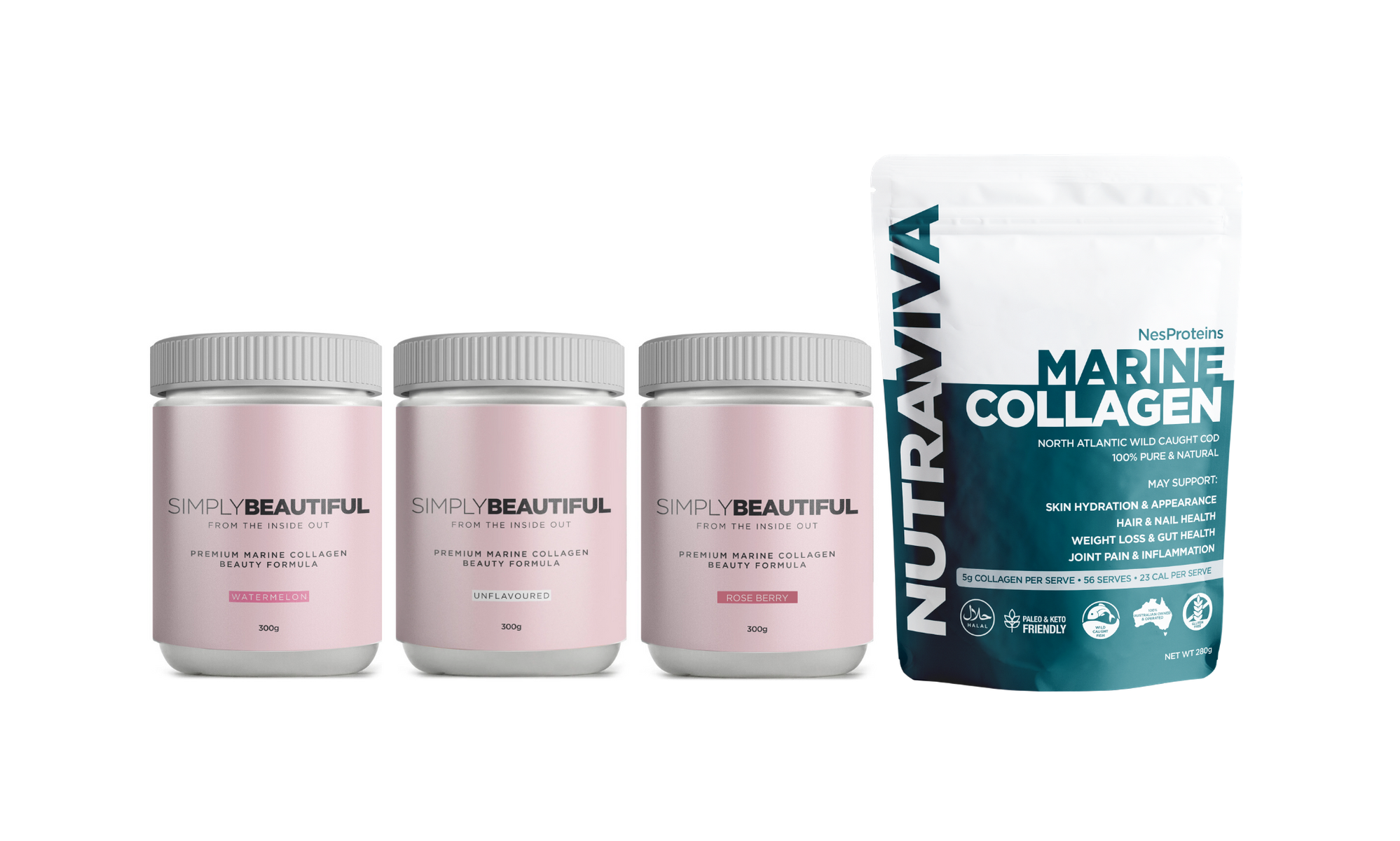 Collagen for beauty