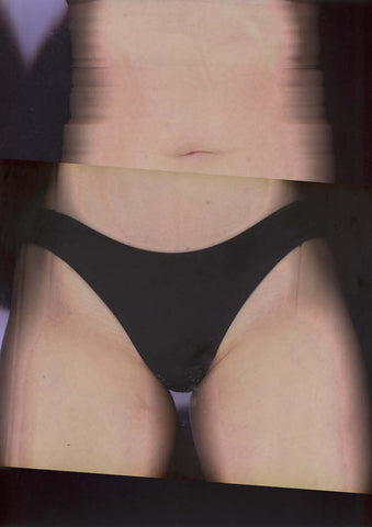 Lingering Bikini Briefs In Black