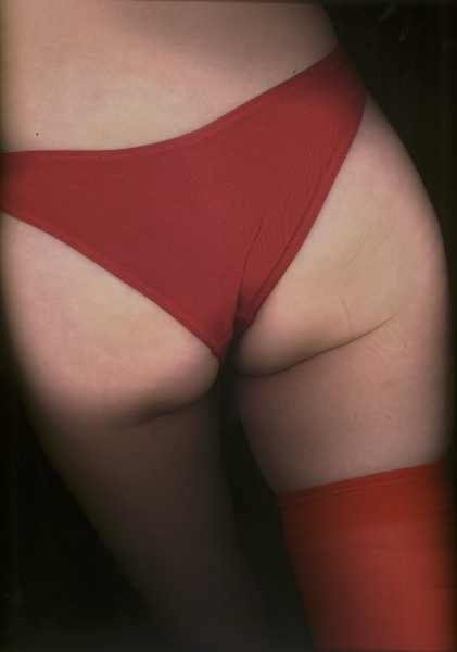 The Sins Brief In Red