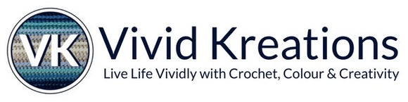 Vivid Kreations 100% cotton
