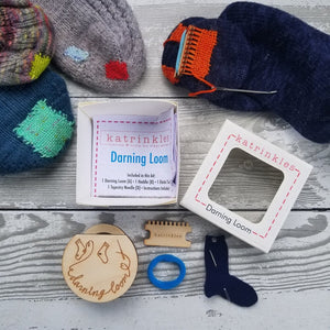 Darning and Mending Loom
