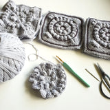 Beneath the Surface: Crochet Blanket Pattern - Shelley Husband