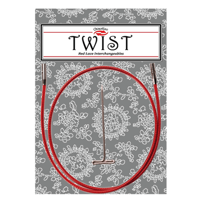 Chiaogoo TWIST Red Cables