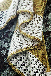 Lace knitting: An introduction