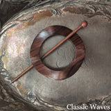 Shawl pins, clasps and cuffs
