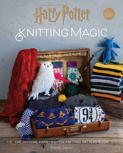 Harry Potter Knitting Magic (Hardcover) - Tanis Gray