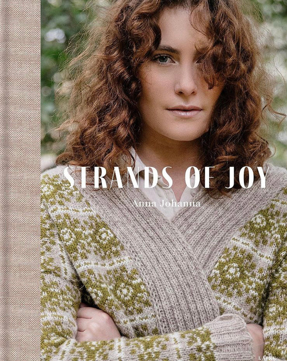 Strands of Joy - Anna Johanna.  PRE-ORDER!