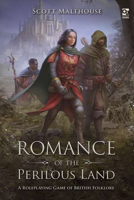 Romance of the Perilous Land | Ettin Games