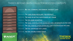 Theros Beyond Death Collector's Booster Box | Ettin Games