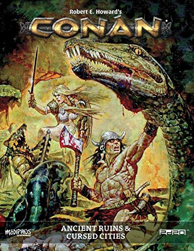 Conan: Ancient Ruins & Cursed Cities | Ettin Games