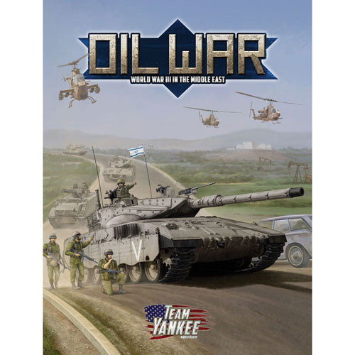Team Yankee: Oil War | Ettin Games