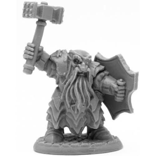 Dark Dwarf Striker RPR 44107 | Ettin Games