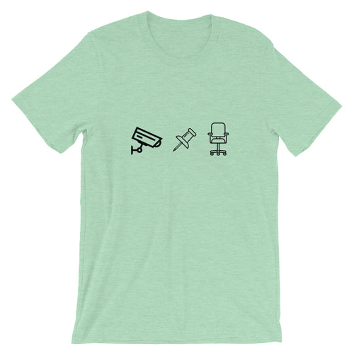 Super Hero Family Unisex T-Shirt