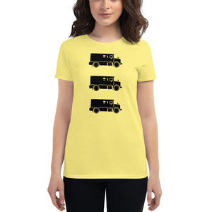 Gold in Venice Women's T-Shirt