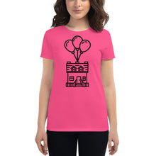 Load image into Gallery viewer, Floaty House Women's t-shirt