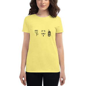 Remember, Remember Women's T-Shirt