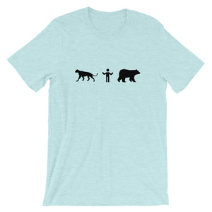 Mooogli Short-Sleeve Unisex T-Shirt