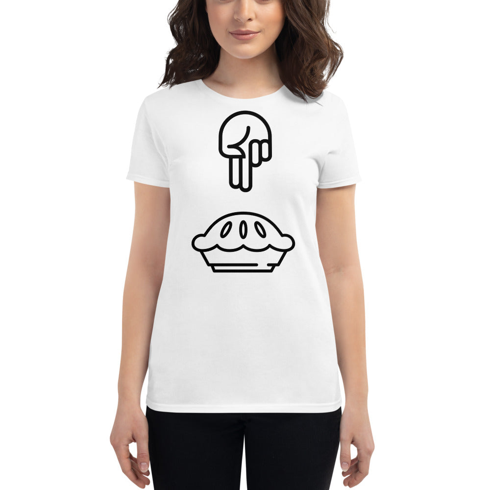 Hot Pie Women's t-shirt
