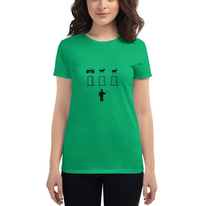 Three Doors Women's t-shirt
