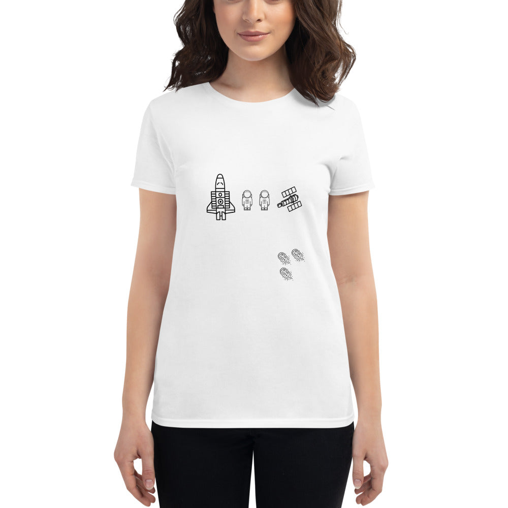 Space is Dangerous Women's T-Shirt