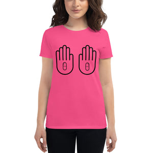 Red Pill Blue Pill Women's t-shirt