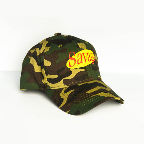 Camo Savage cap