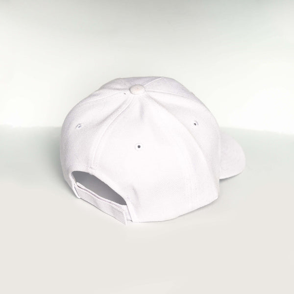 White Savage Cap