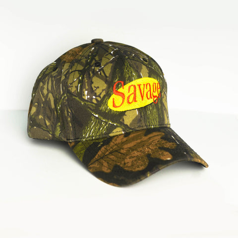 Gone Fishing Savage Cap