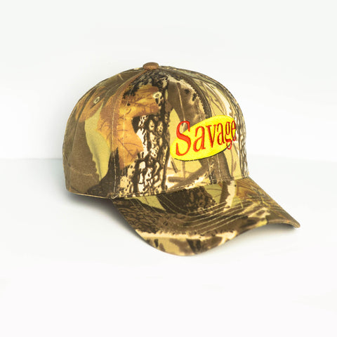 Gone Hunting Savage Cap