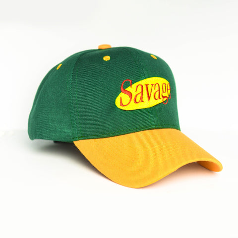 Two tone Savage Cap