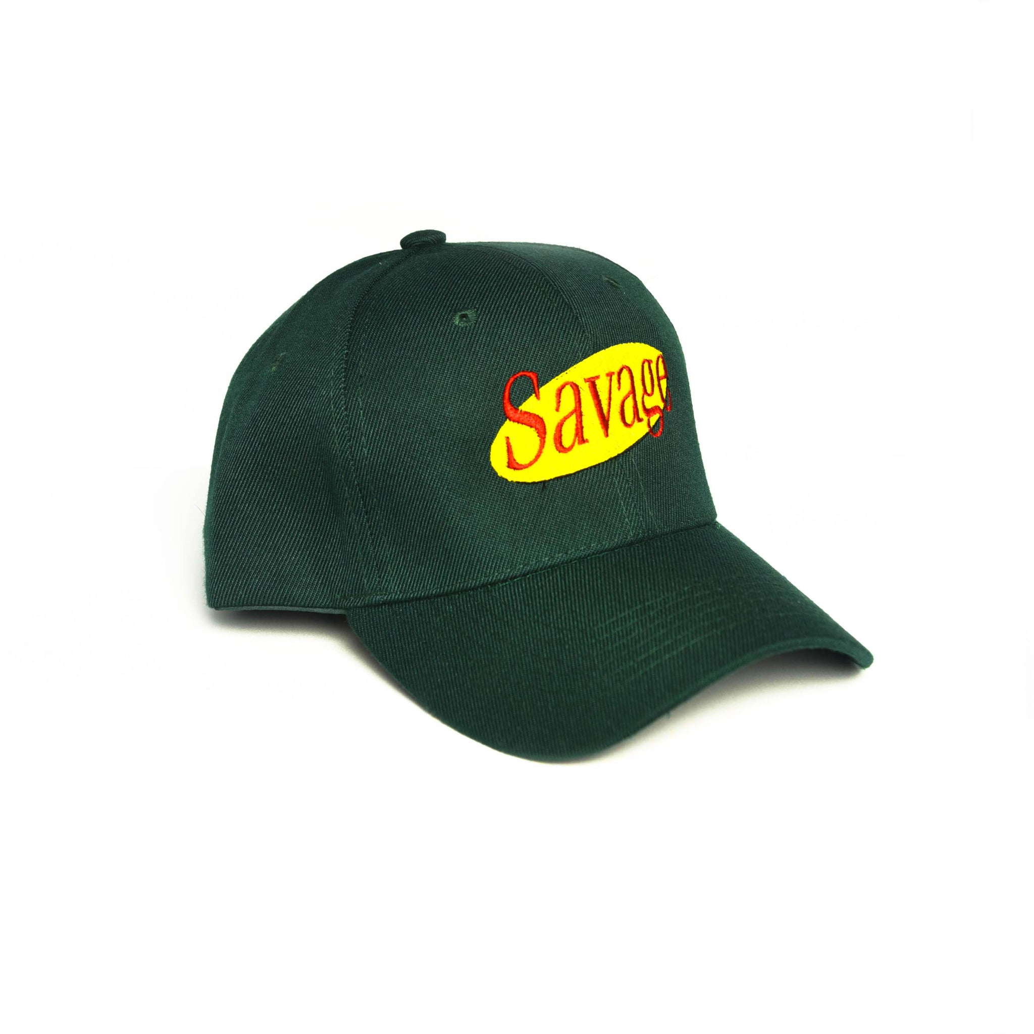 Hunter Green Savage Hat