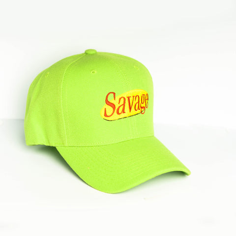 Slime Savage Cap
