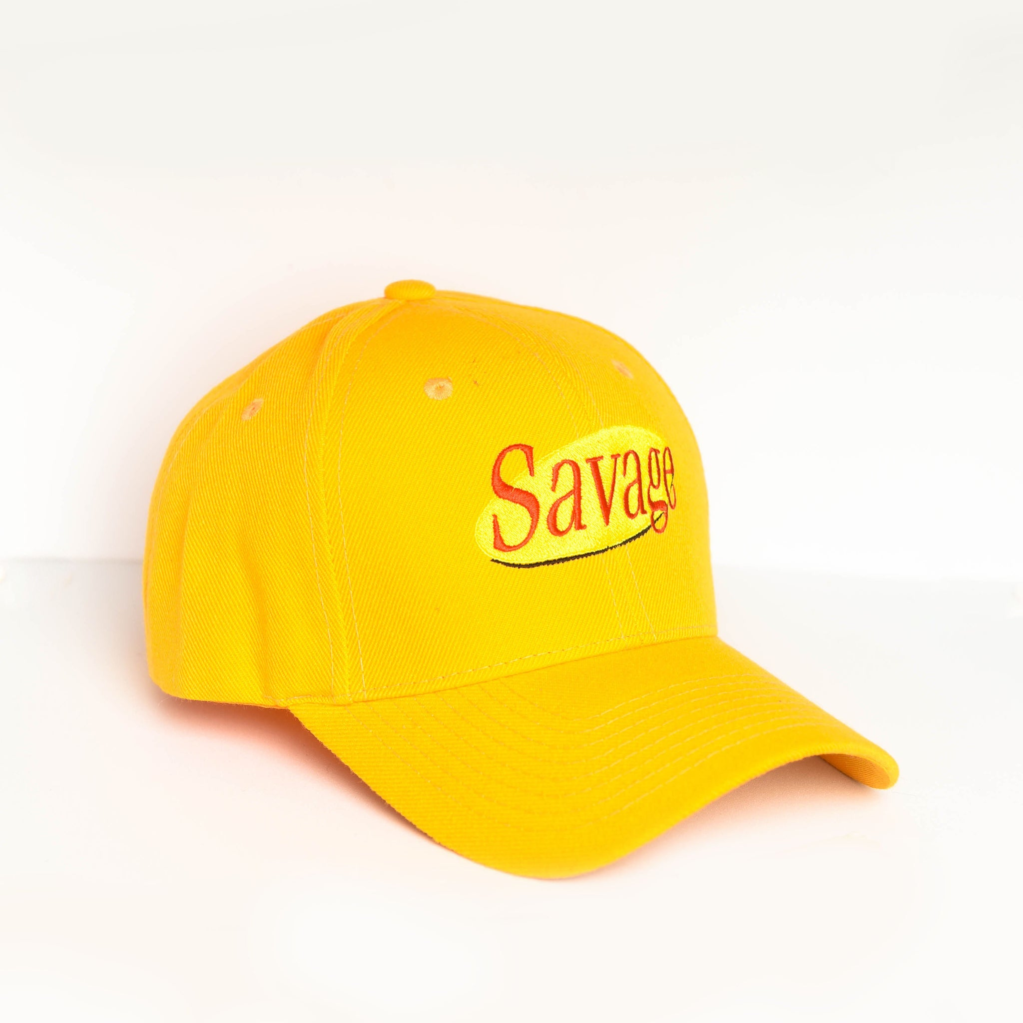 Gold Savage Cap