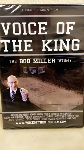 Voice of the King : The Bob Miller Story