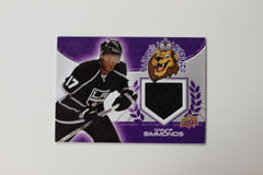 Wayne Simmonds Upper Deck Jersey Card