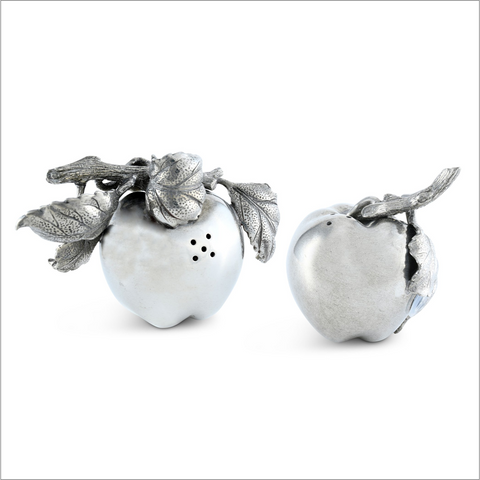 Apple Salt and Pepper