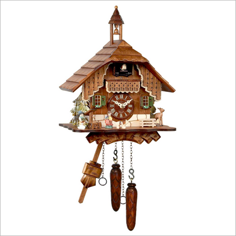 Cuckoo Clock with Bell