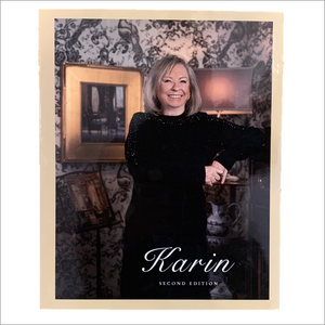 """Karin"" by Karin Lanham, Second Edition"