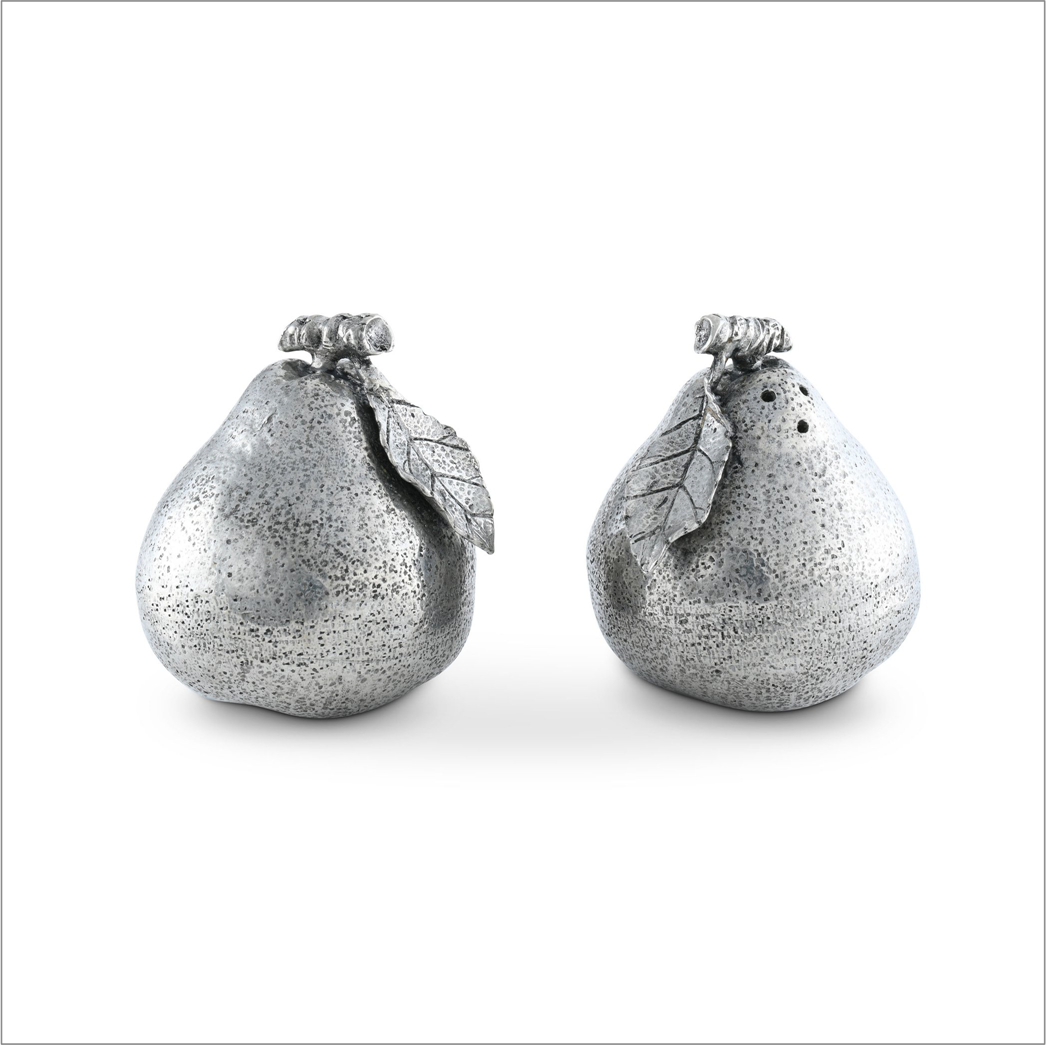 Pear Salt and Pepper
