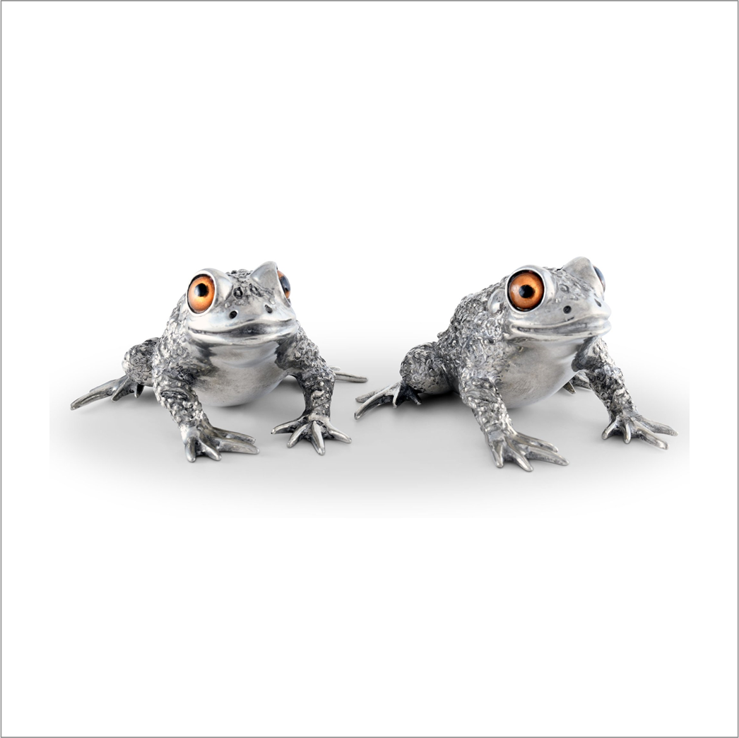 Toad Salt and Pepper