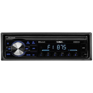 Soundstorm Single Din Digital Media Receiver BT AM/FM USB/SD Remote