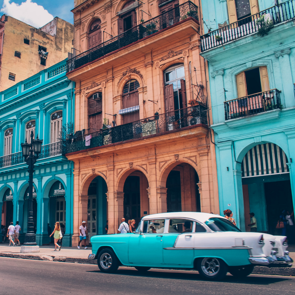 DATE NIGHT: BRING A TASTE OF CUBA HOME