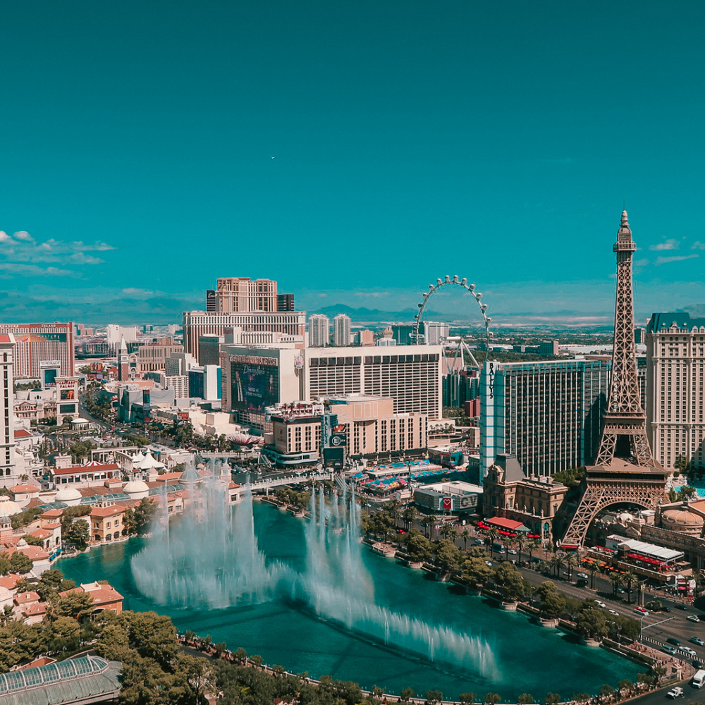 3 OF THE BEST HOTELS TO STAY AT IN LAS VEGAS
