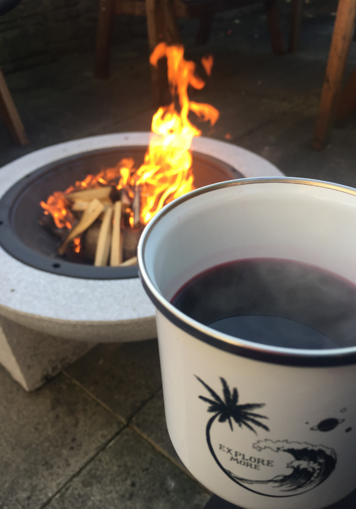 MULLED WINE AT HOME