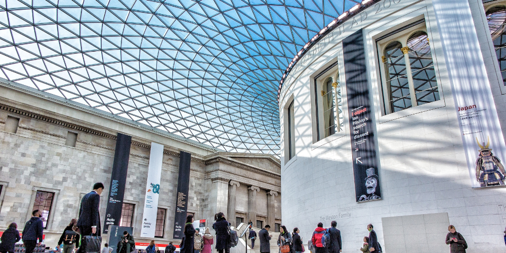 THE 9 BEST MUSEUMS AND GALLERIES IN LONDON