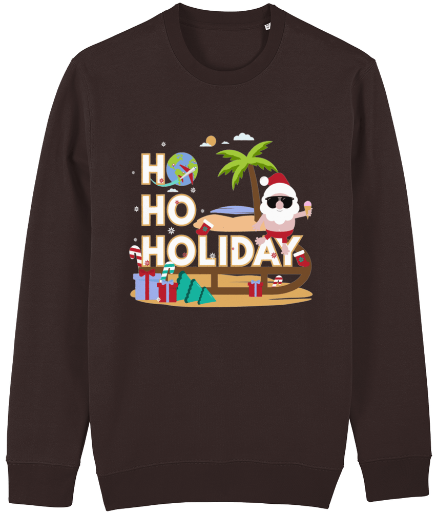 Load image into Gallery viewer, Ho Ho Holiday Christmas Sweatshirt