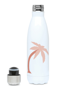 Palm Sways Water Bottle