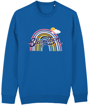 Load image into Gallery viewer, Staycation Sweatshirt